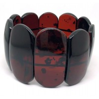Genuine BALTIC AMBER cherry  Bracelet