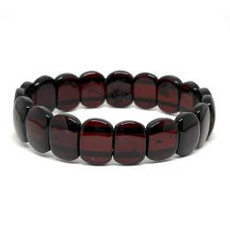 Cherry classic amber bracelet