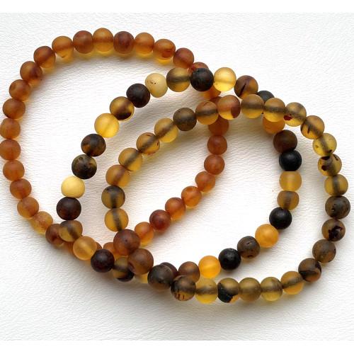 Genuine Raw Amber Baltic Amber Bracelets