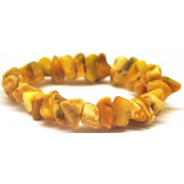 Real antique Baltic amber  bracelet