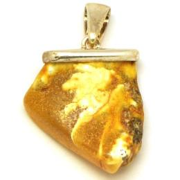 Beautiful Baltic amber pendant