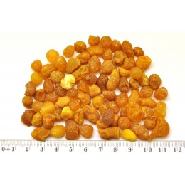 30 g. Small Baltic amber drops