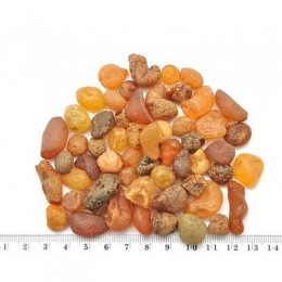 55g. Baltic amber drops